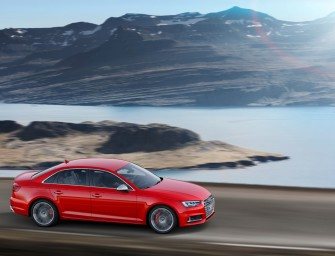 VIDEO: Nick Murray drives the B9 Audi S4