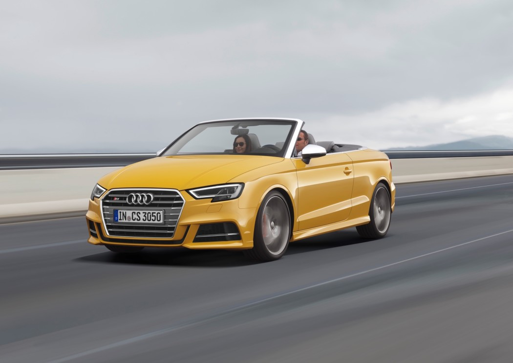 Say Goodbye To The Audi A3 Cabriolet After 2019 Model Year