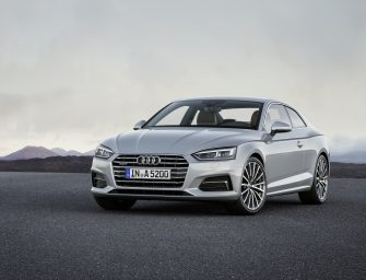Car and Driver gives Audi A5 4.5 out of 5 stars