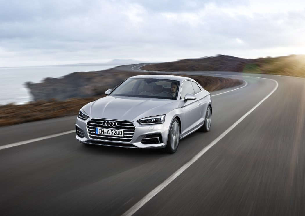 Audi A5 Coupe Vs Bmw 4 Series Coupe