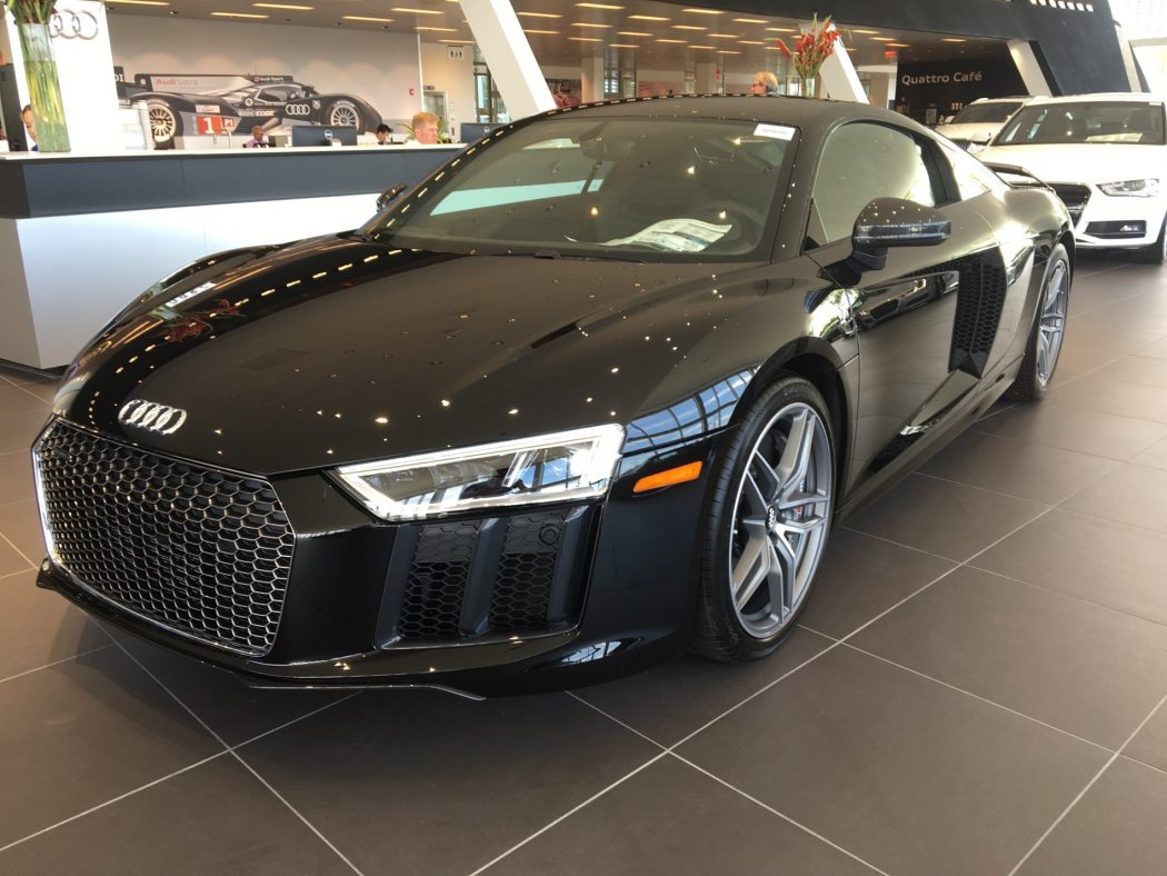 Why Is The Audi R8 V10 Plus Worth Over 200000