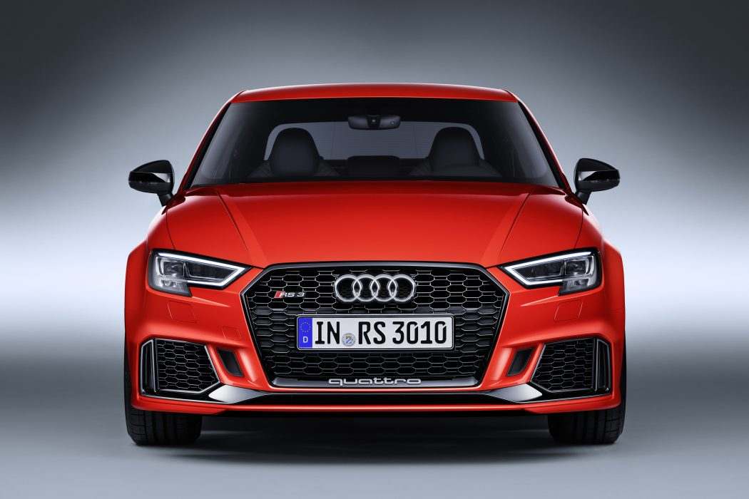 Automobile Spends A Week With The Audi RS Sedan - Audi rs