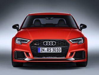 Automobile spends a week with the Audi RS3 Sedan