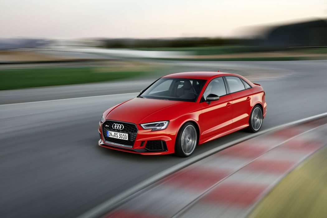 Audi RS Sedan Makes Car And Drivers Best List - Audi all cars name list