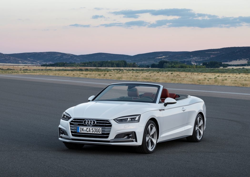Audi A Cabriolet Tested By Car And Driver - Audi car and driver
