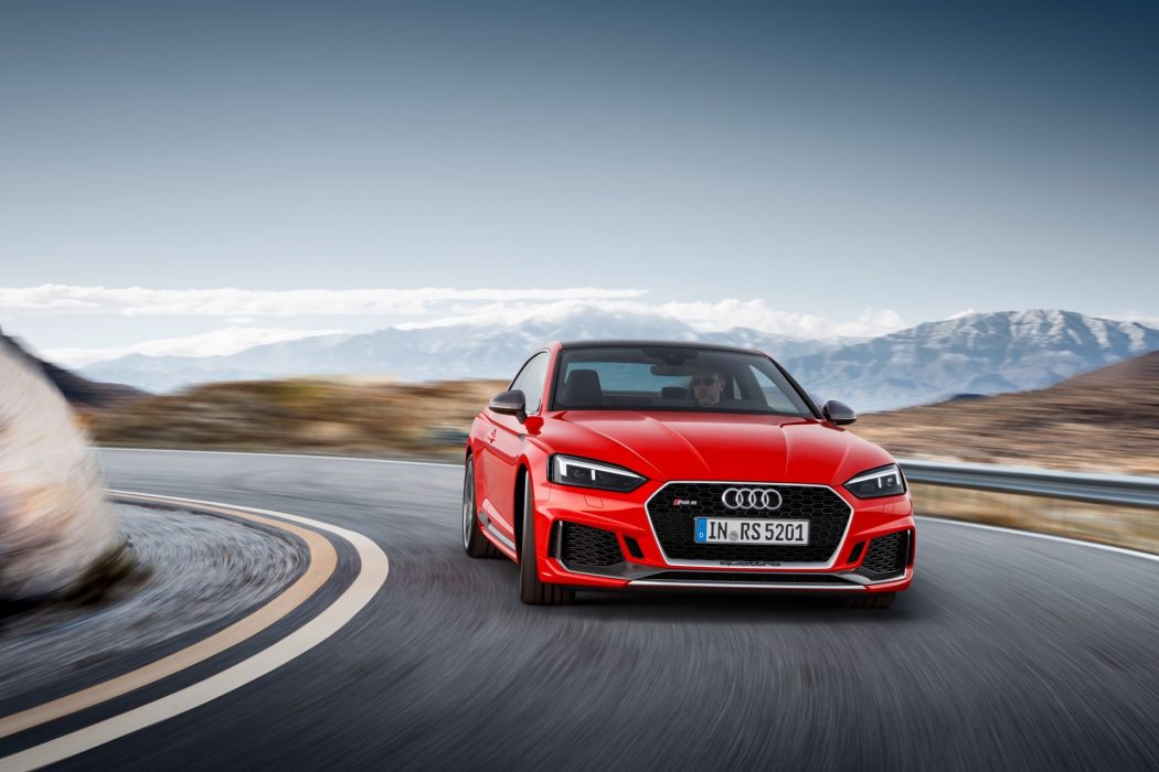 Will The Audi Rs5 Sportback Make More Sense Than The Coupe