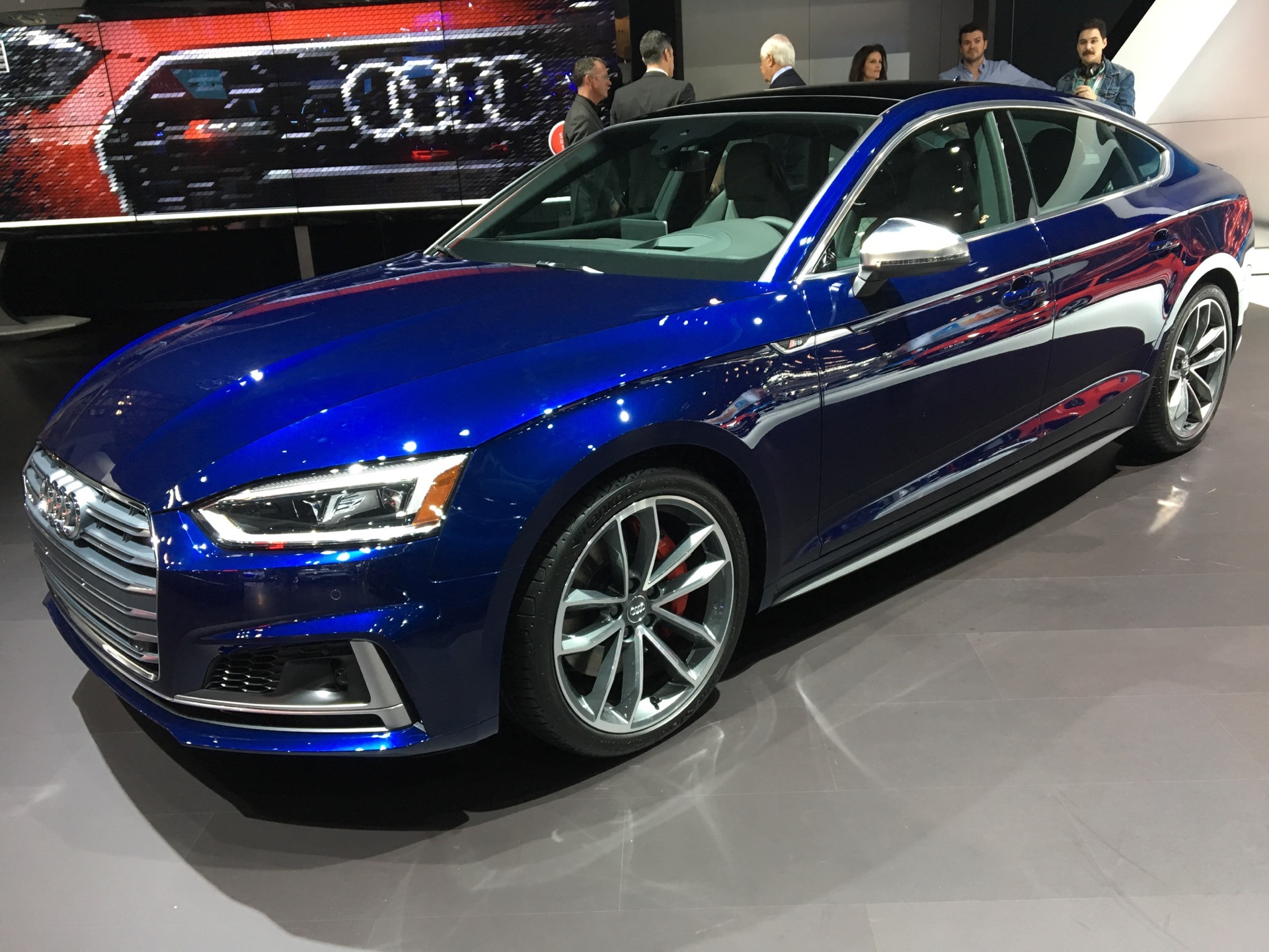 2017 Nyias First Audi S5 Sportback To Ever Come To America