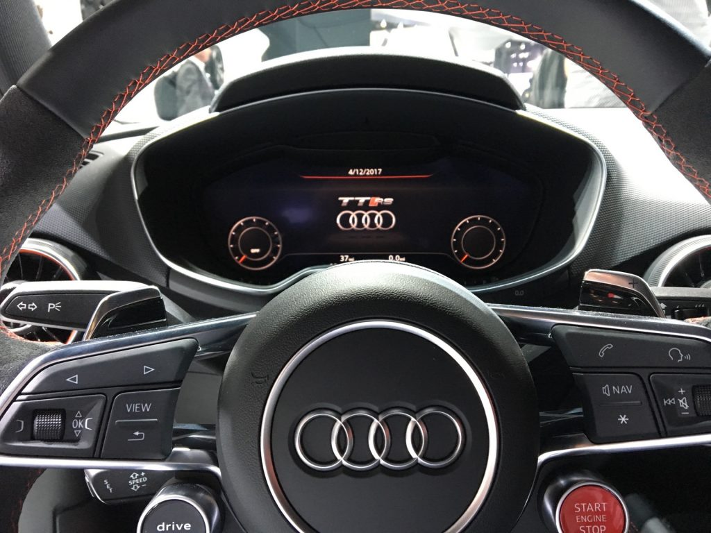 Video 500 Hp Abt Audi Tt Rs R Launch And Acceleration