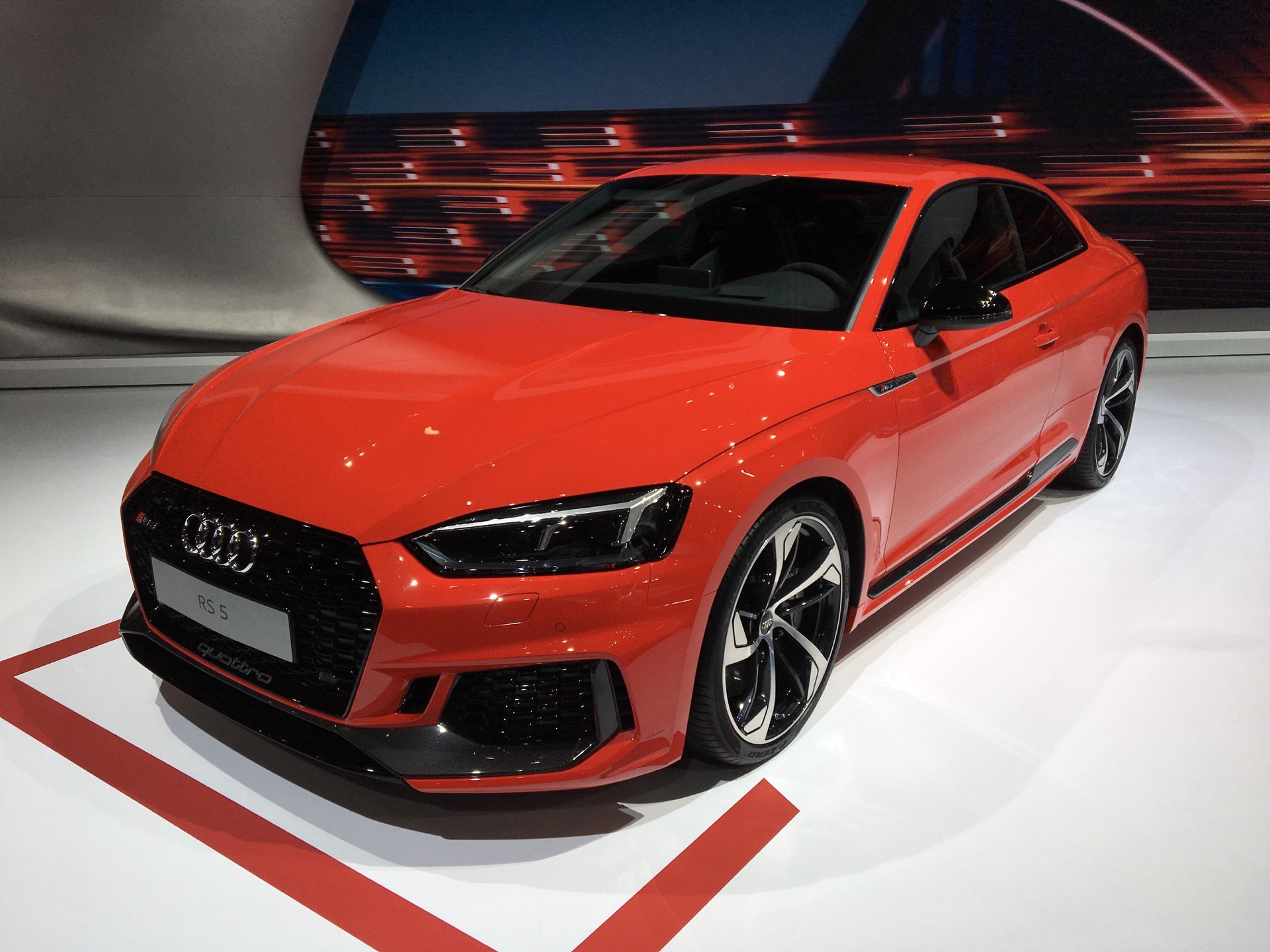 2017 Nyias 2018 Audi Rs5 on vw old cars