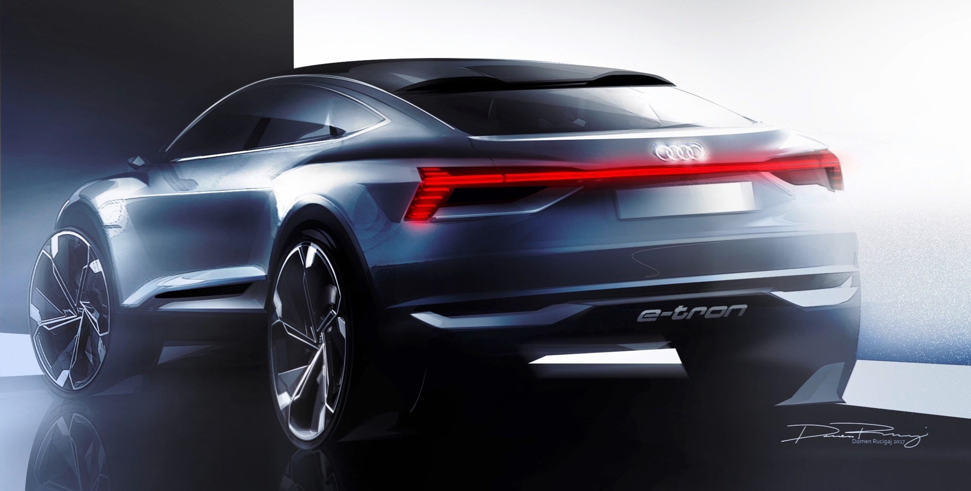 Both The New Audi Rs7 And E Tron Sportback Will Be All Showing Off Sides Of Performance Scale With Internal Combustion