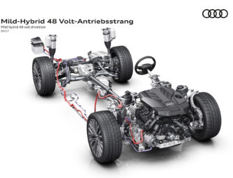Next-gen Audi A8 to be mild-hybrid as standard