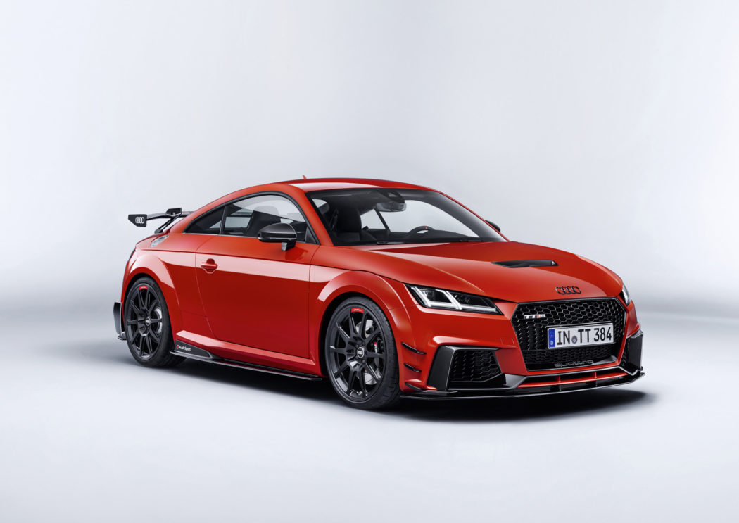Audi Sport Performance Parts For Audi TT RS Make Debut At SEMA - Audi performance parts