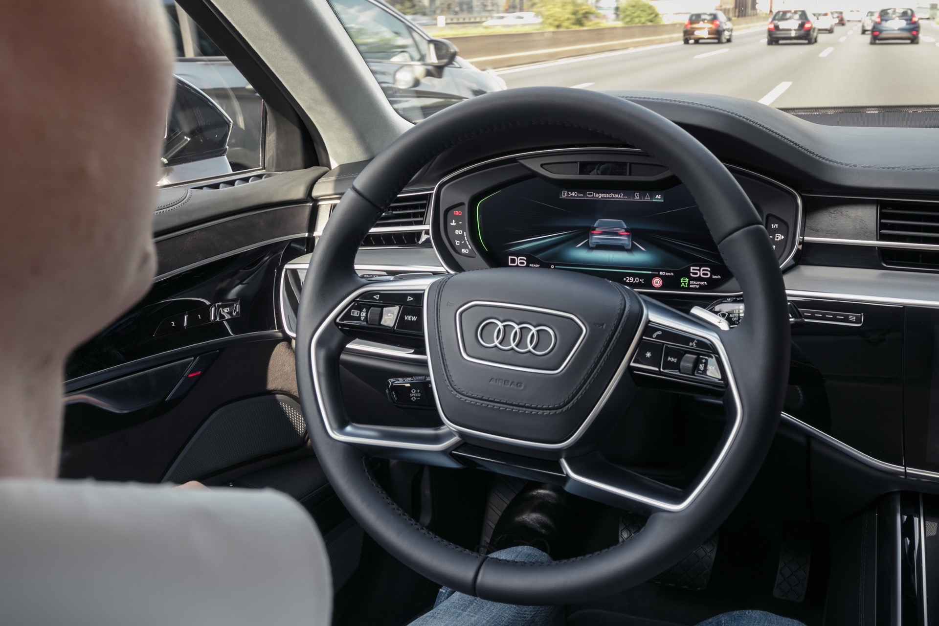 Audi looking to have Level 4 Autonomy by 2021