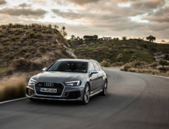 VIDEO: Audi RS4 Avant Generational Drag Race from Carwow