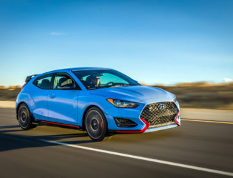 Does the Hyundai Veloster N threaten the Audi S3?