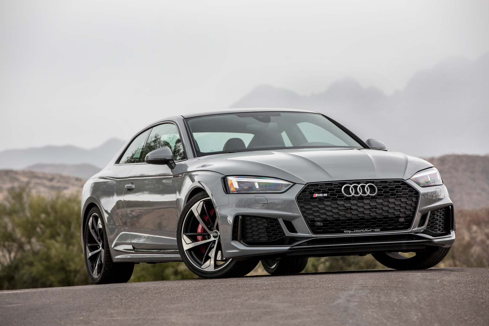 Audi Rs5 Coupe Is Now On Sale In Us Market