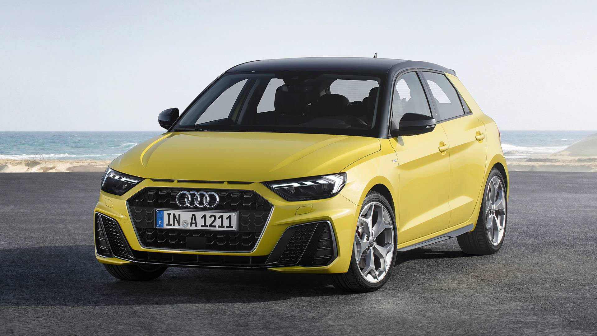 Carbuyer drives the new Audi A1