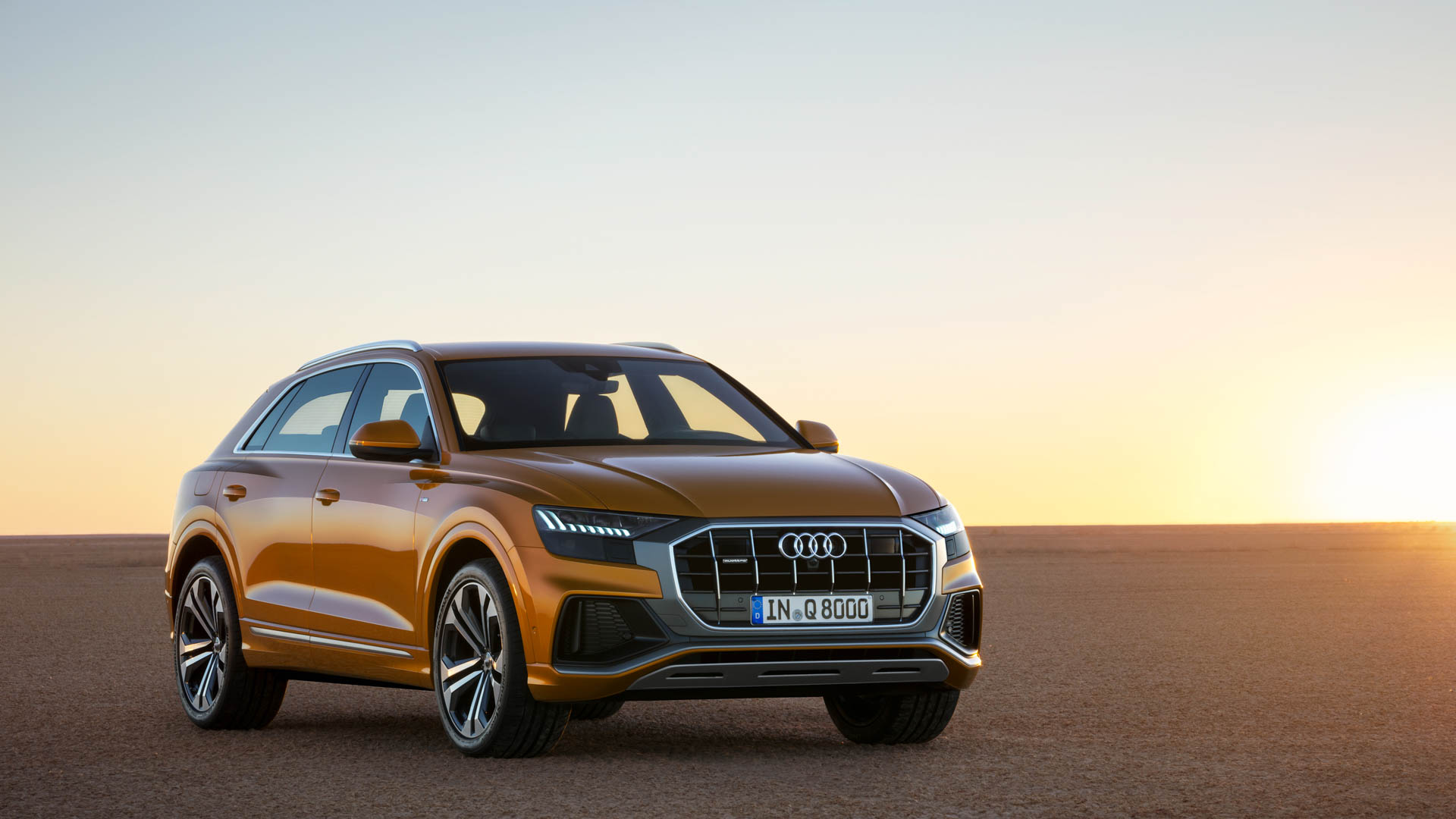 Audi Rs Q8 Will Be A Plug In Hybrid Make 670 Hp