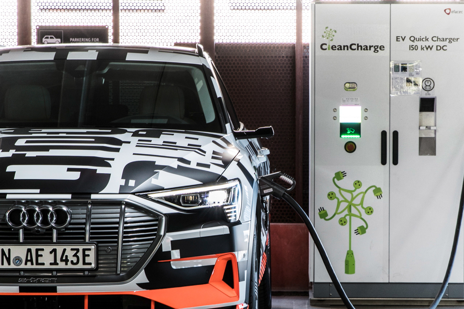 Porsche to create fast-charging stations — Could the Audi e-tron share?