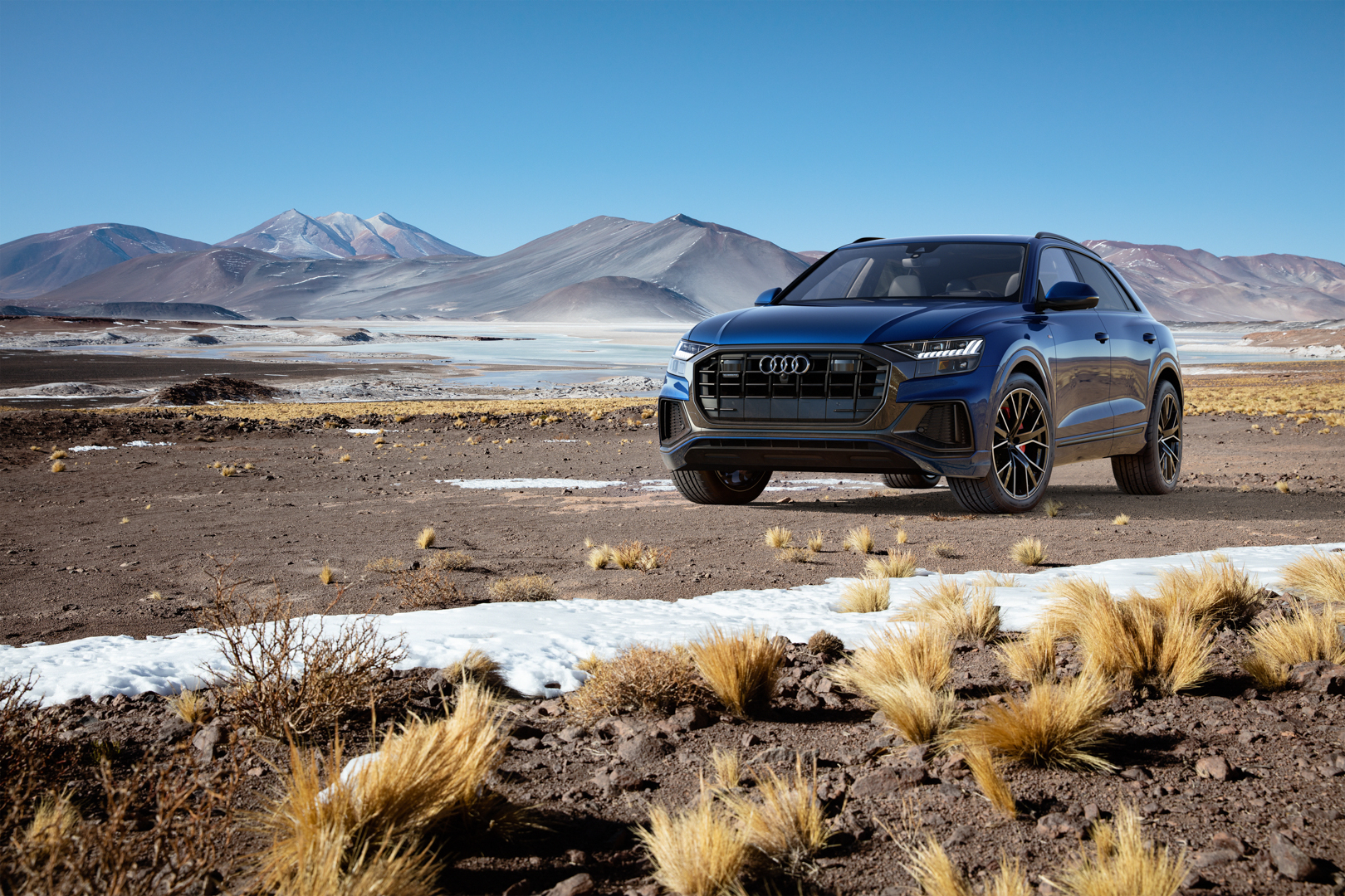 Which To Buy Audi Q8 30t Or Audi E Tron