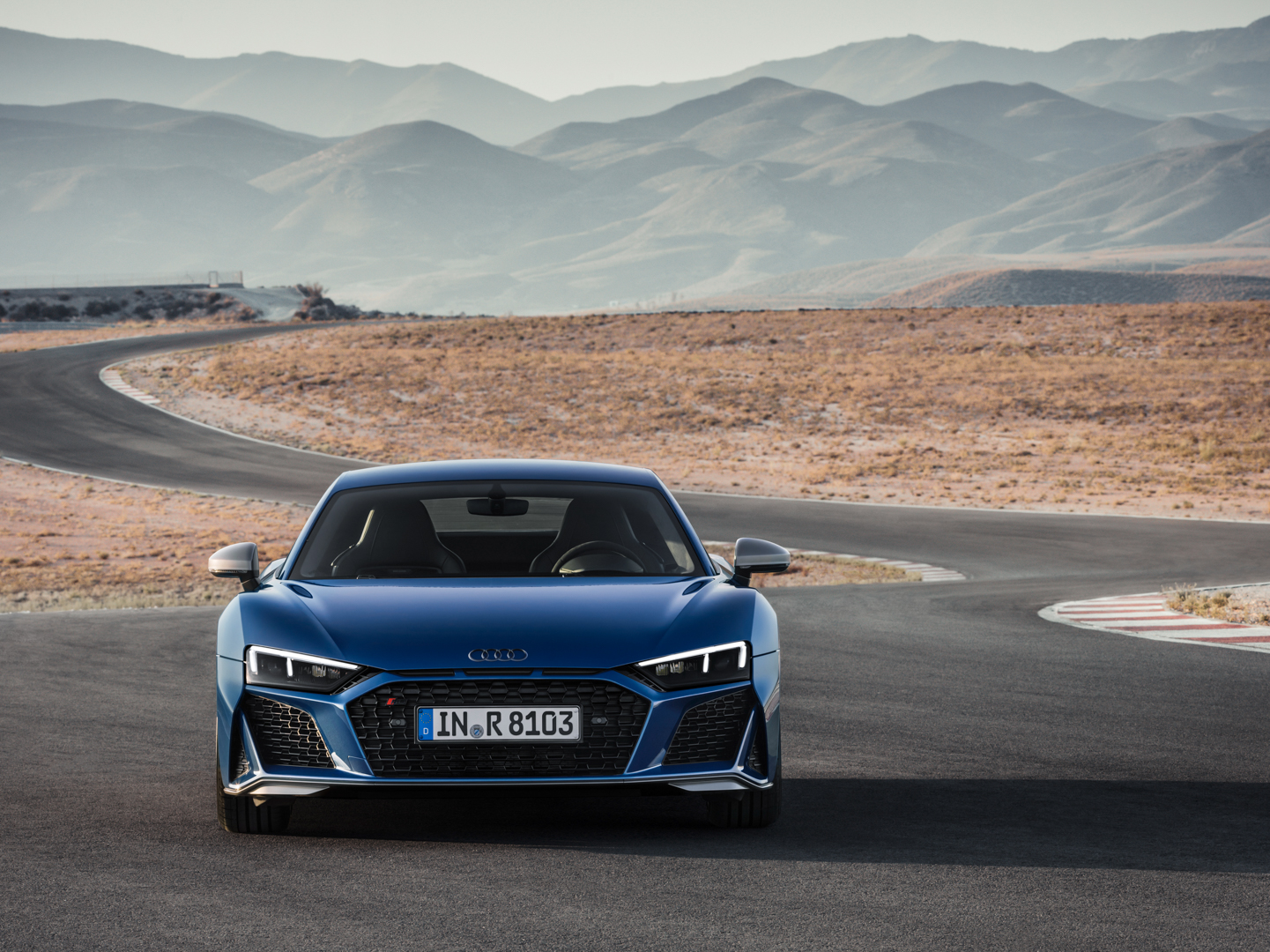 Top Gear drives the Audi R8 Facelift
