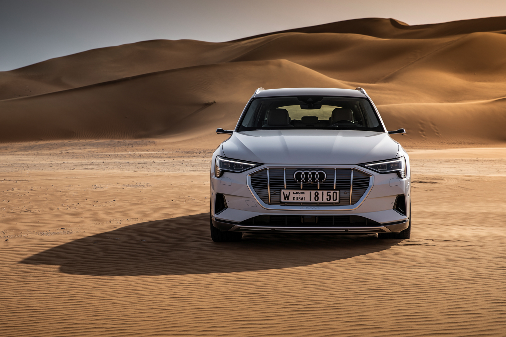 Carfection drives the Audi e-tron