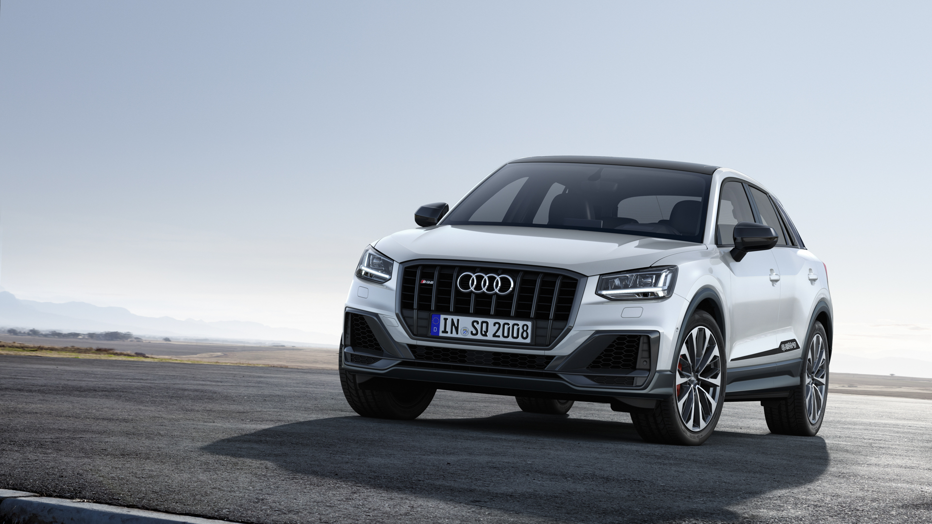 WORLD PREMIERE: Audi SQ2 -- Small Meets Sporty