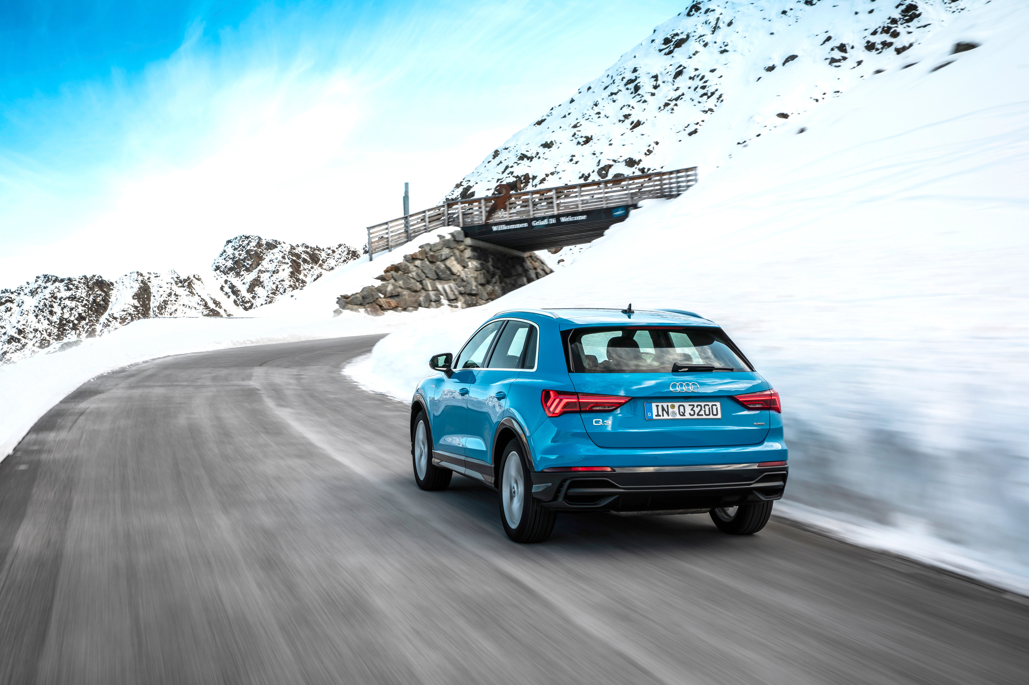 Auto Express Reviews The New Audi Q3