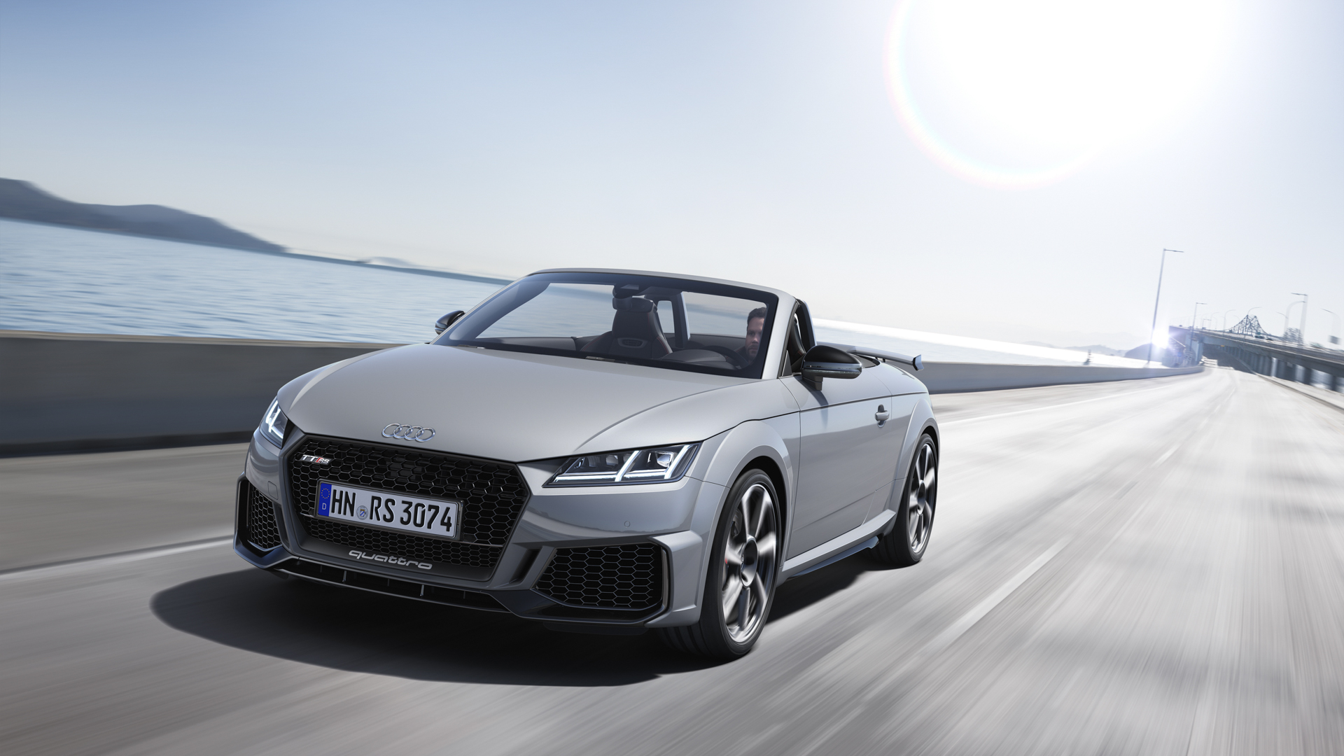 VIDEO: Audi TT RS takes on newer competitors in Carwow video