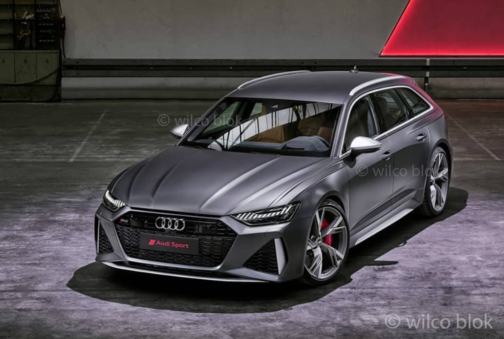 2020 Audi Q6 Rumors, E-Tron, Release Date >> Audi Rs6 Avant And Rs7 Could Get High Performance Hybrid