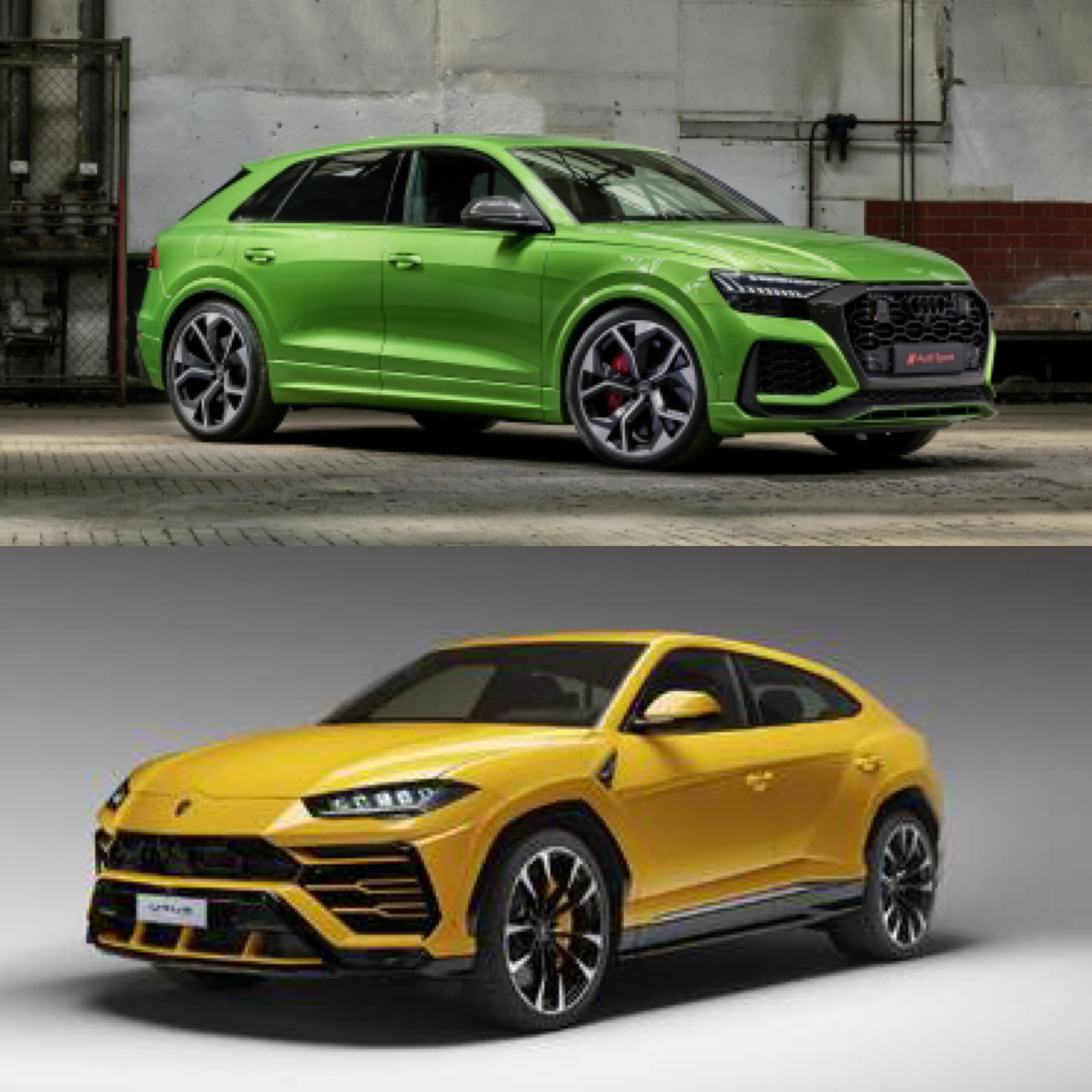 Which Monster Suv Sibling To Buy Audi Rs Q8 Or Lamborghini Urus