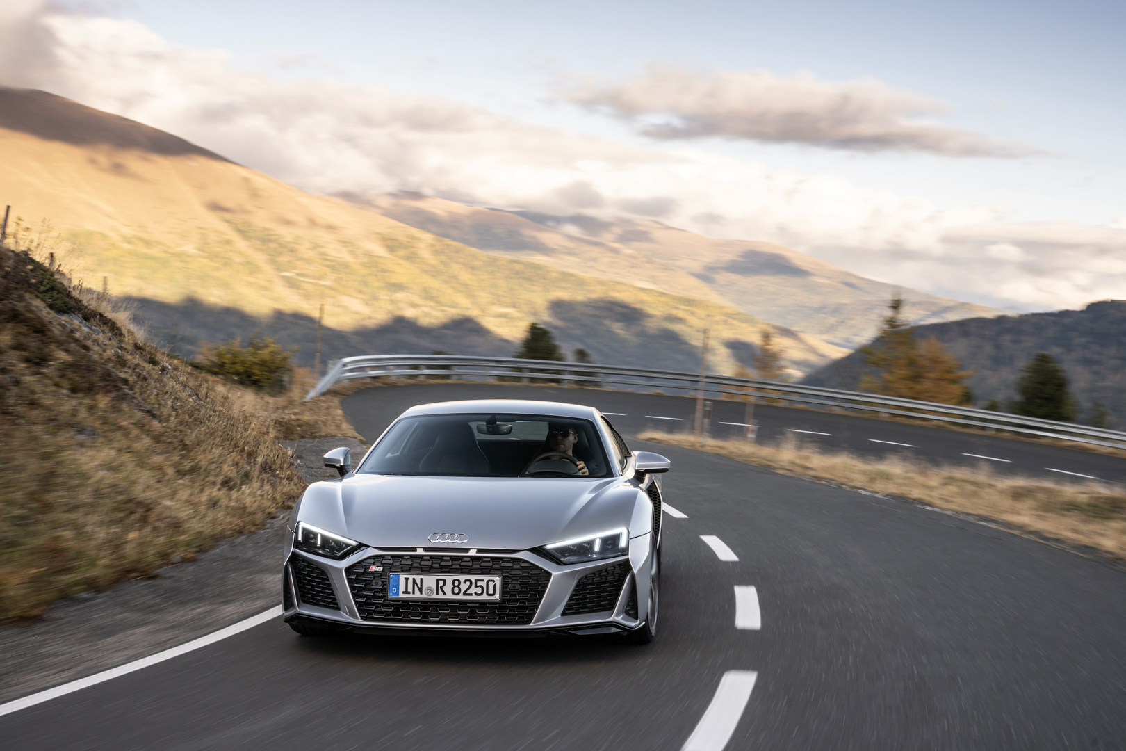 VIDEO: Fifth Gear says Goodbye to the Audi R8 V10 Engine