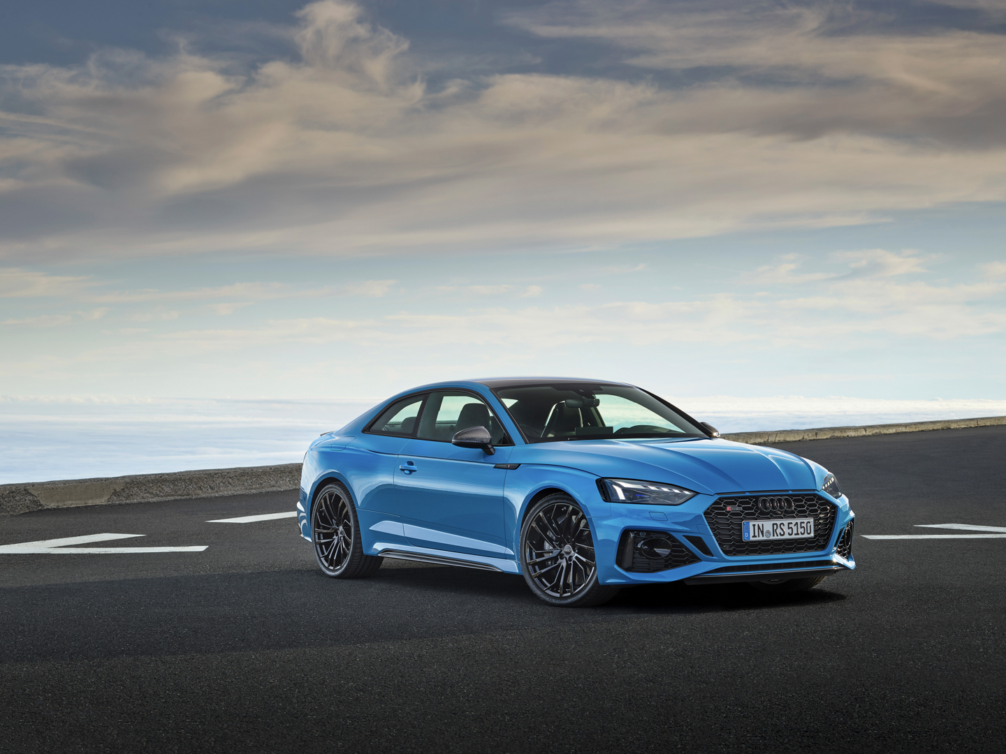 World Premiere 2020 Audi Rs5 Coupe And Sportback Get Facelifts