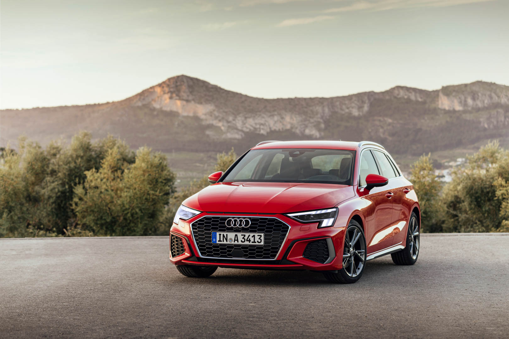 Check out the 2020 Audi A3 Sportback in New Photo Gallery
