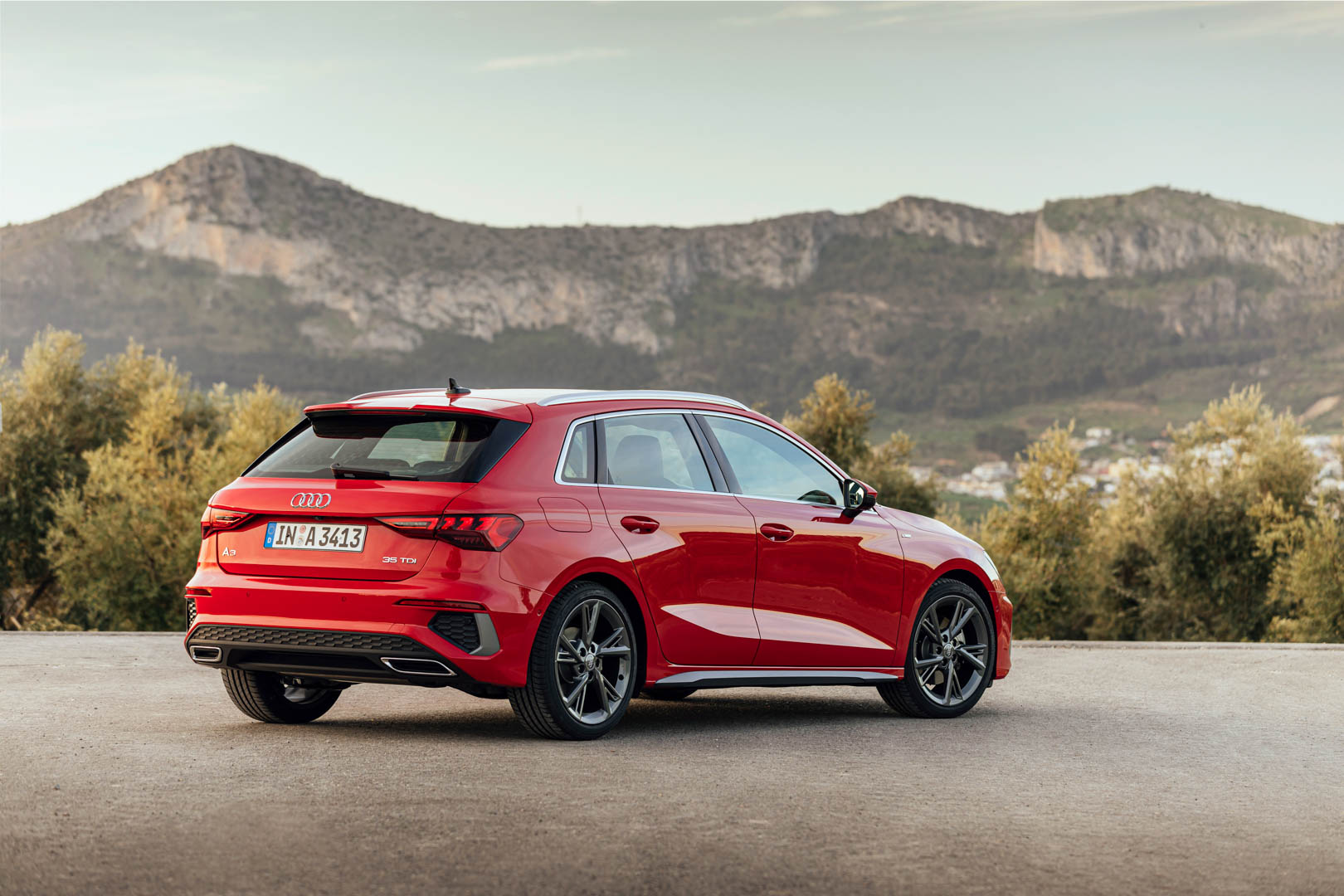 Video 2021 Audi Rs3 Sportback Seen At The Ring Again
