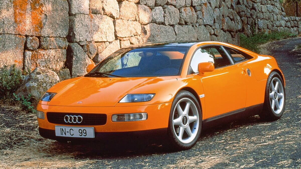 The R8 of the 1990s that never was