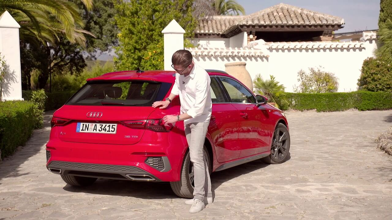 2020 Audi A3 Sportback Styling Detailed By The Car S Designer