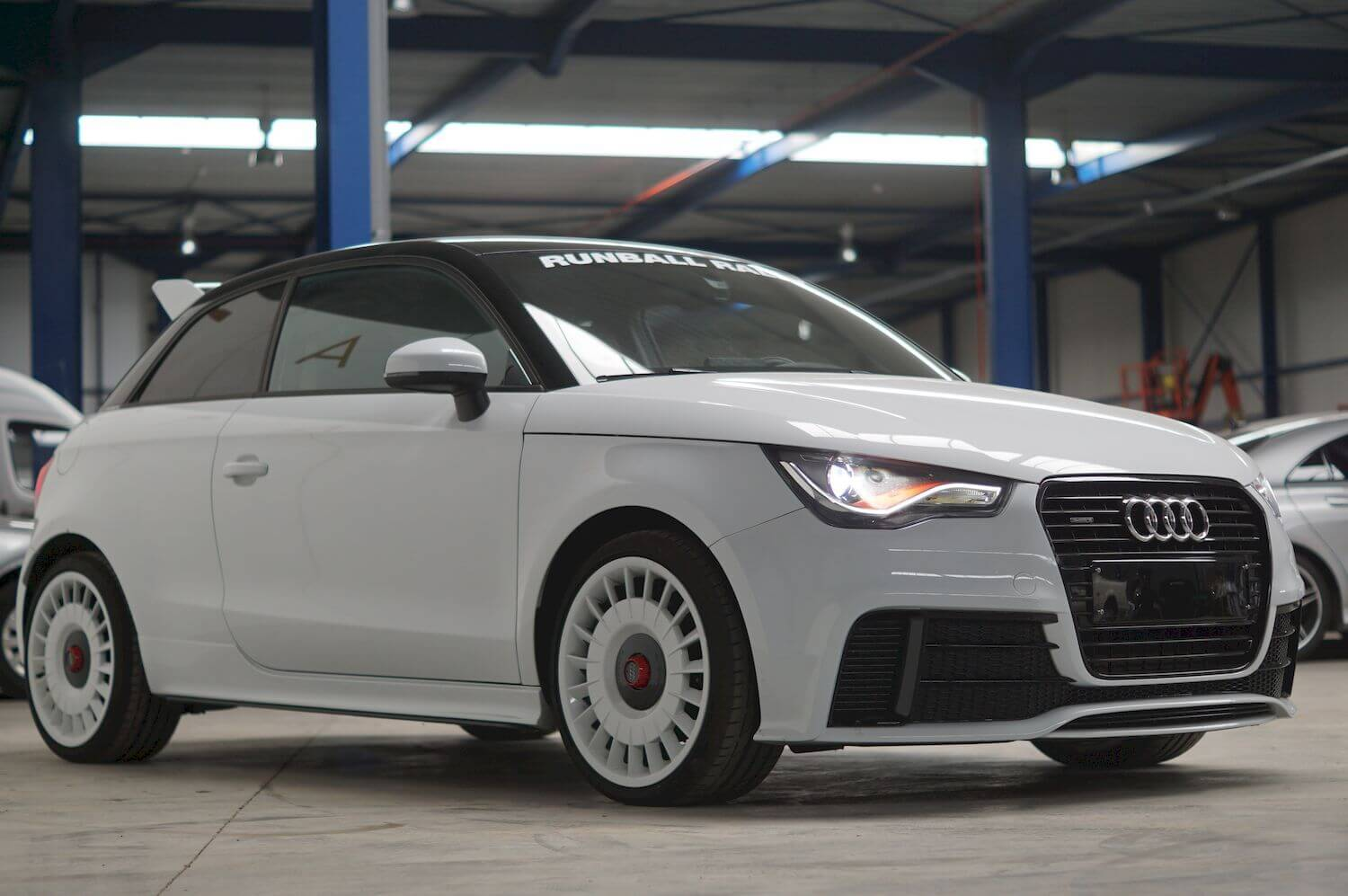 Super Rare Audi A1 Quattro With 252 Horsepower Heading To Auction