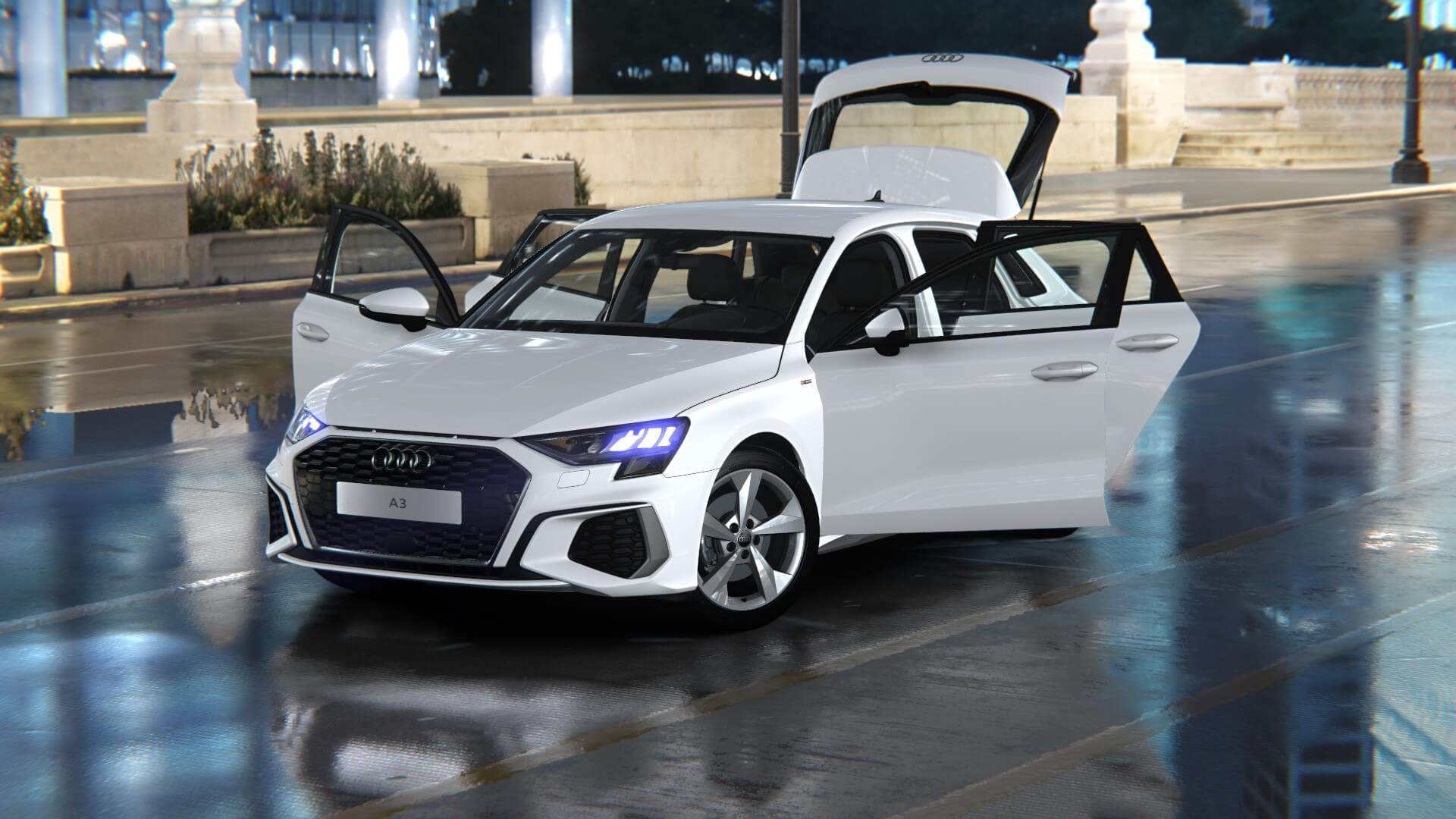 2020 Audi A3 Sportback S Line With Loads Of Extras Filmed At Dealer