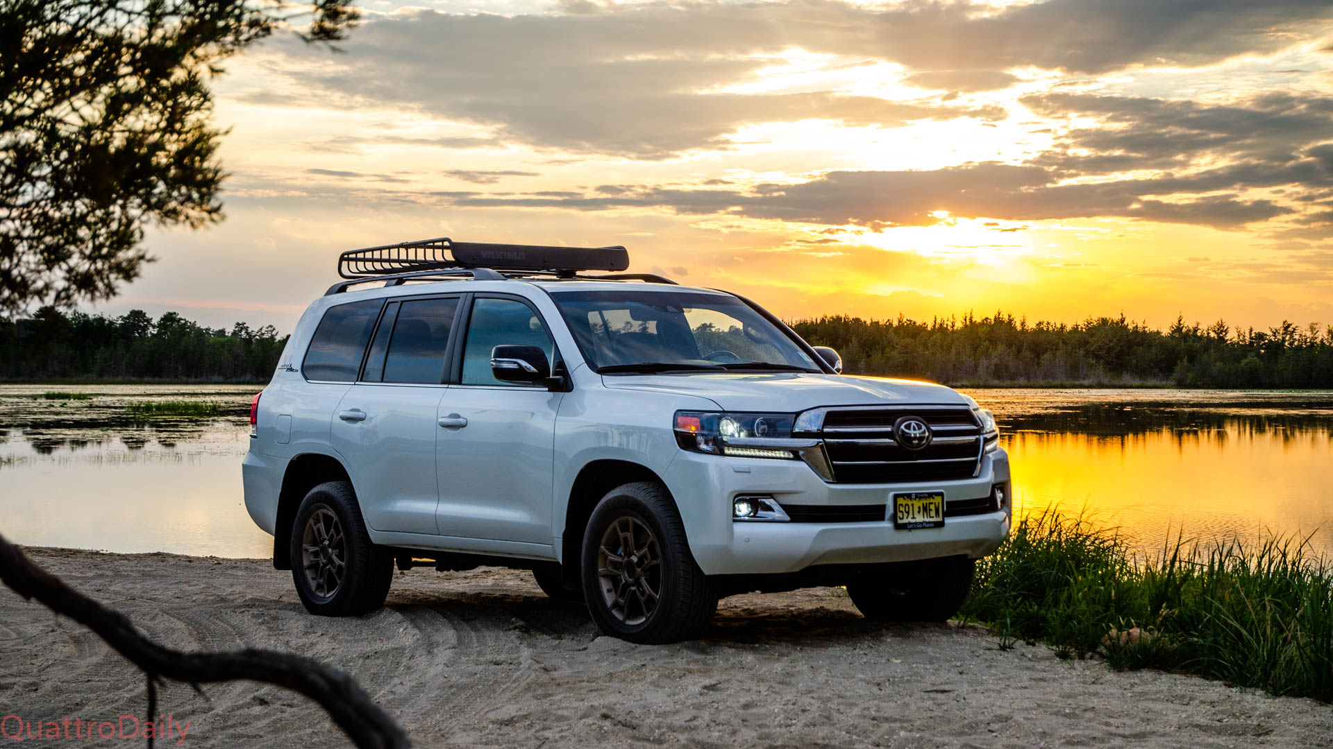TEST DRIVE: 2020 Toyota Land Cruiser Heritage Edition ...